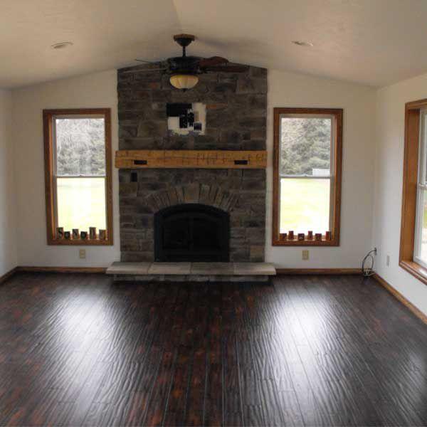 We install many types of flooring